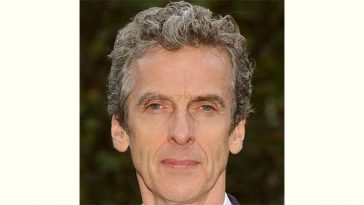 Peter Capaldi Age and Birthday