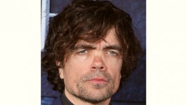 Peter Dinklage Age and Birthday