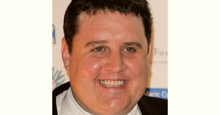 Peter Kay Age and Birthday
