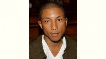 Pharrell Williams Age and Birthday