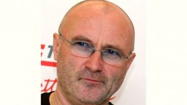 Phil Collins Age and Birthday
