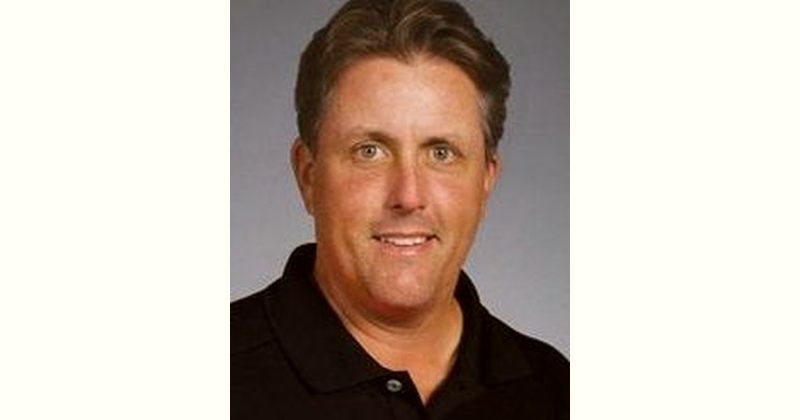 Phil Mickelson Age and Birthday