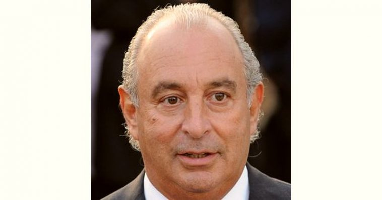 Philip Green Age and Birthday