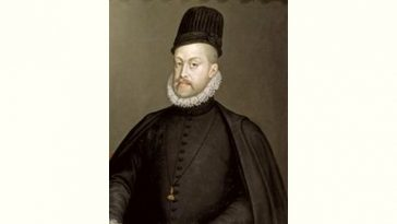 Philip II Age and Birthday