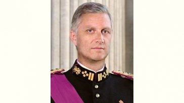 Philippe of Belgium Age and Birthday