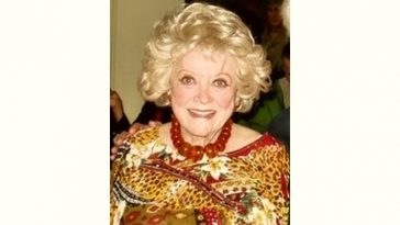 Phyllis Diller Age and Birthday