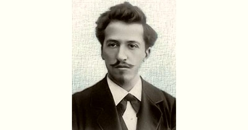 Piet Mondrian Age and Birthday