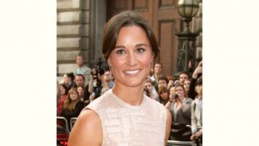 Pippa Middleton Age and Birthday