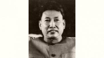 Pol Pot Age and Birthday