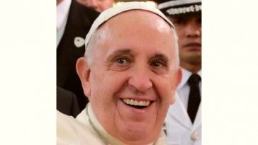 Pope Francis Age and Birthday
