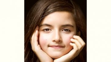 Popsinger Angelina Jordan Age and Birthday