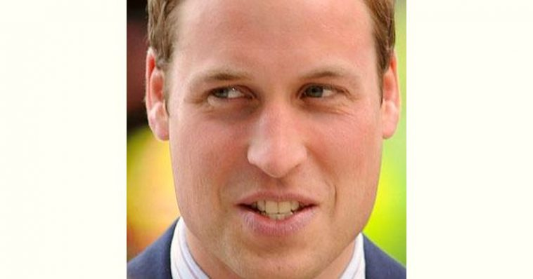 Prince William Age and Birthday 1