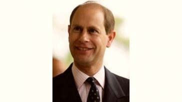 Prince Edward Age and Birthday