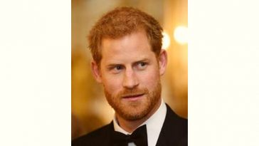 Prince Harry Age and Birthday