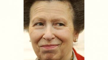 Princess Anne Age and Birthday