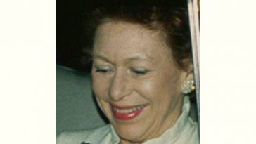 Princess Margaret Age and Birthday