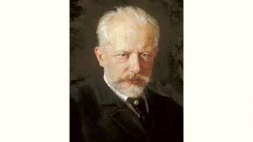 Pyotr Ilyich Tchaikovsky Age and Birthday