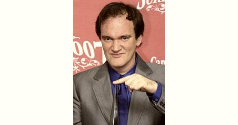 Quentin Tarantino Age and Birthday