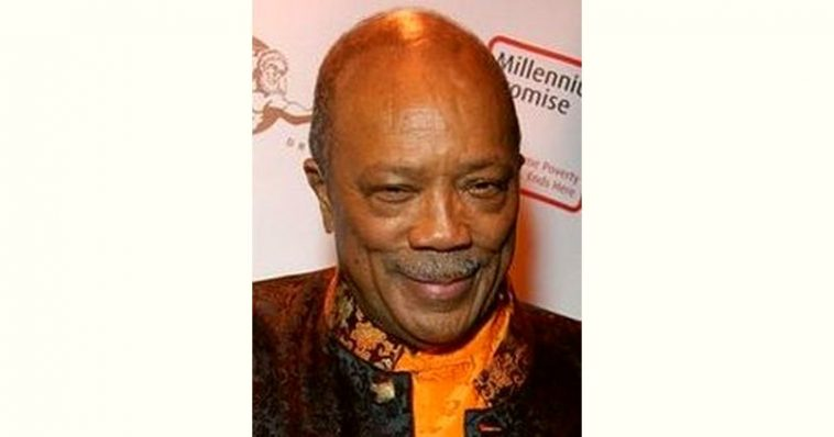 Quincy Jones Jr Age and Birthday