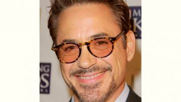 R Downey Age and Birthday
