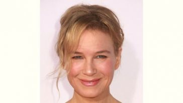 R Zellweger Age and Birthday