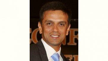 Rahul Dravid Age and Birthday