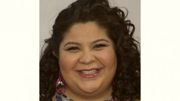 Raini Rodriguez Age and Birthday