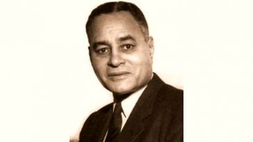 Ralph Bunche Age and Birthday