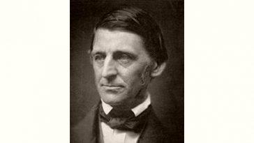 Ralph Waldo Emerson Age and Birthday