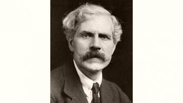 Ramsay MacDonald Age and Birthday
