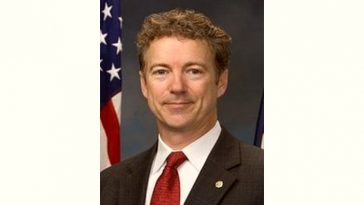 Rand Paul Age and Birthday