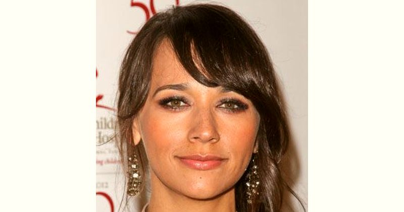 Rashida Jones Age and Birthday