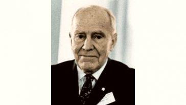 Raymond Dart Age and Birthday
