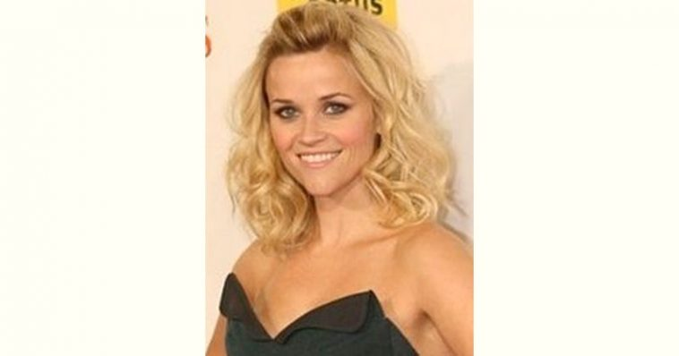 Reese Witherspoon Age and Birthday
