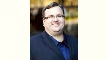 Reid Hoffman Age and Birthday
