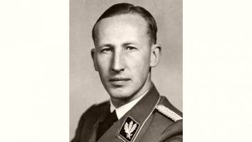 Reinhard Heydrich Age and Birthday
