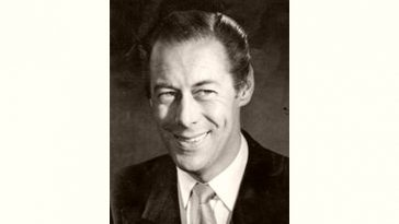 Rex Harrison Age and Birthday