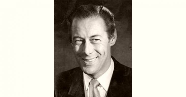 Rex Harrison Age and Birthday