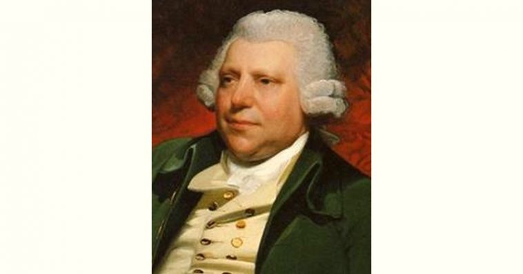 Richard Arkwright Age and Birthday