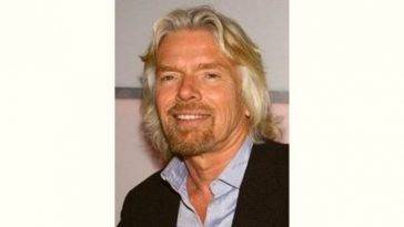 Richard Branson Age and Birthday