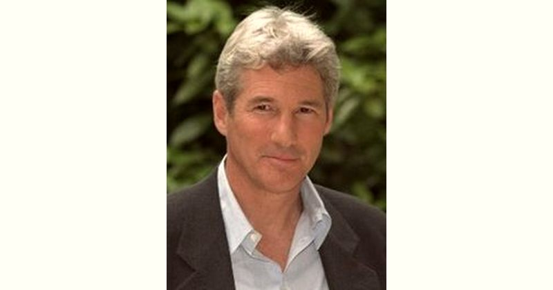 Richard Gere Age and Birthday