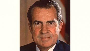 Richard Nixon Age and Birthday
