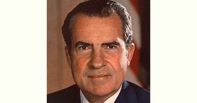 Richard Nixon Age and Birthday