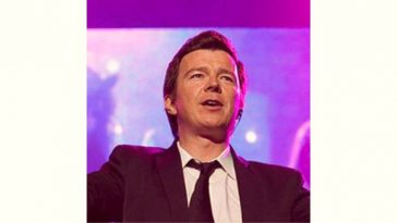 Rick Astley Age and Birthday