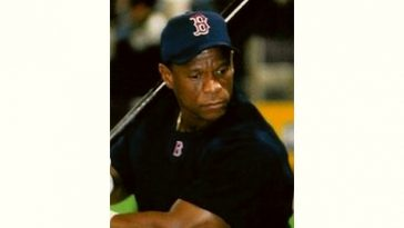 Rickey Henderson Age and Birthday