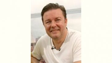 Ricky Gervais Age and Birthday