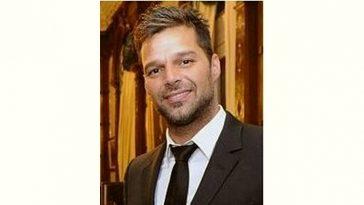 Ricky Martin Age and Birthday