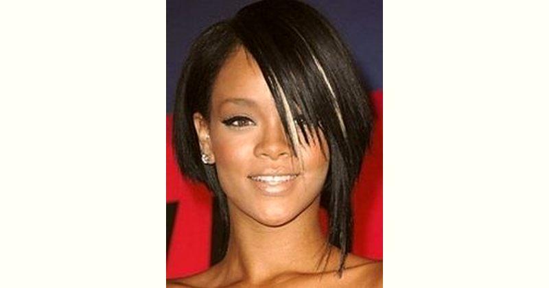 Rihanna Age and Birthday