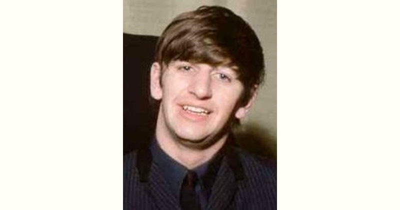 Ringo Starr Age and Birthday