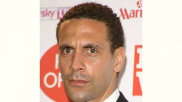 Rio Ferdinand Age and Birthday